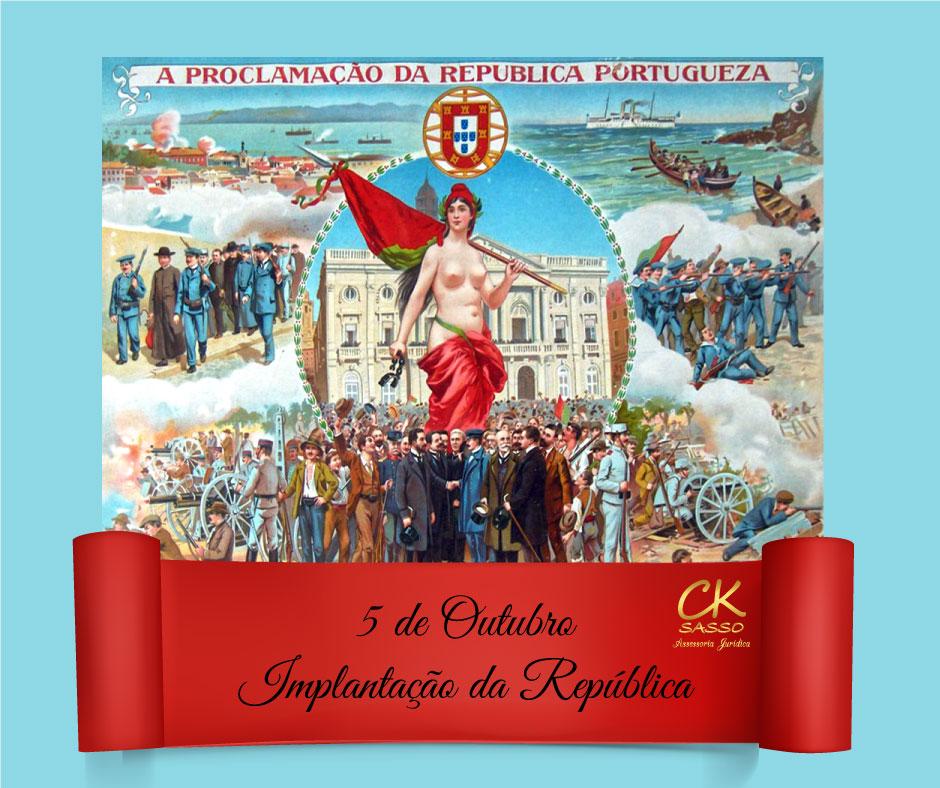 implantacao da republica portuguesa