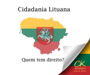 cidadania lituana