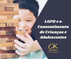 LGPD e o Consentimento de Crianças e Adolescentes