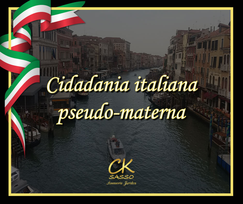 Cidadania-italiana-pseudo-materna